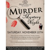 Murder Mystery Dinner ~ Saturday Nov. 10th ~ SOLD OUT