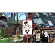 Plein Air Youth Paint and Buffet: 4/26/14